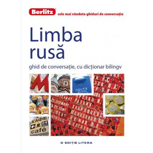 LIMBA RUSA. GHID DE CONVERSATIE. BERLITZ