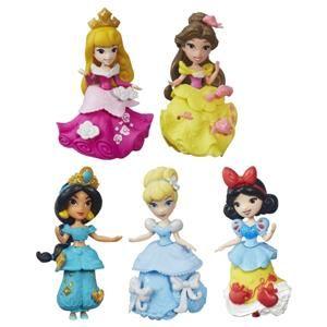 Papusa Disney,Princess,8cm,div.modele