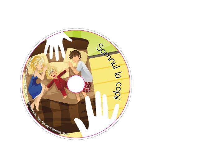CD SOMNUL LA COPII