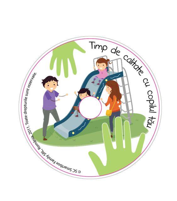 CD TIMP DE CALITATE CU COPILUL TAU