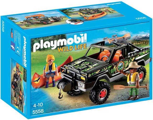 Playmobil-Masina de teren