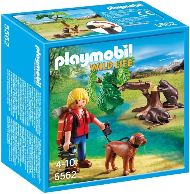 Playmobil-Turist