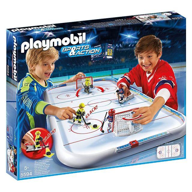 Playmobil-Arena pentru hochei pe gheata