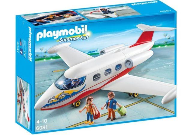 Playmobil-Avion