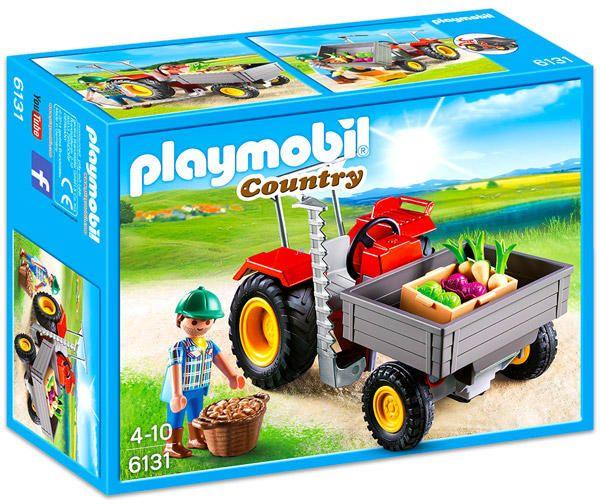 Playmobil-Tractor de recoltare