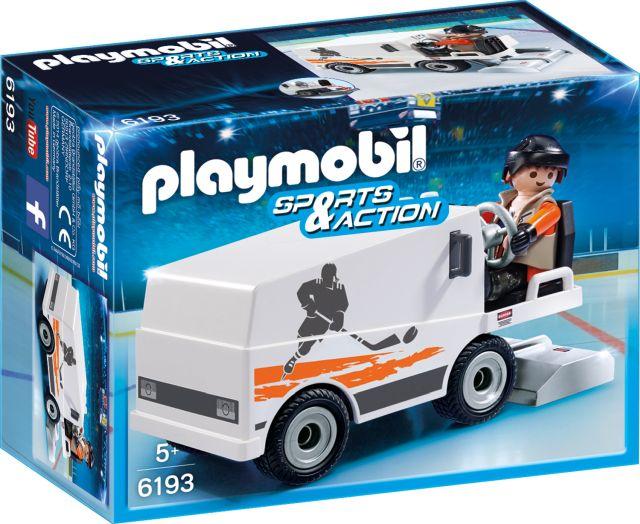 Playmobil-Masina de curatat gheata