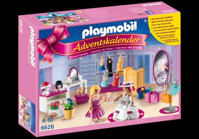 Playmobil-Calendar,Craciun,pregatire de petrecere