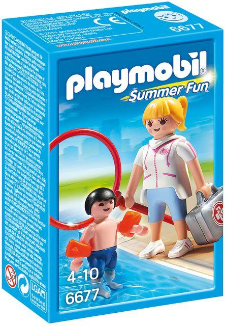 Playmobil- Salvamar
