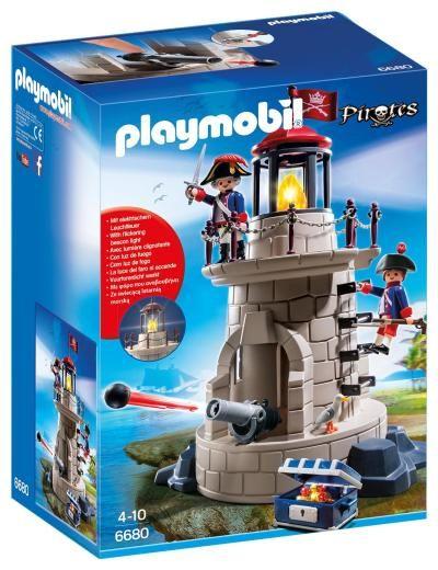 Playmobil-Turnul de veghe