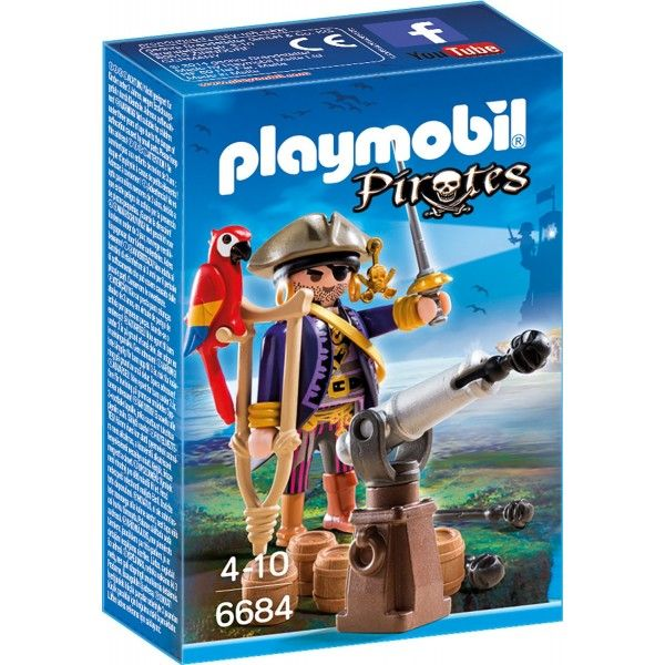 Playmobil-Capitanul pirat