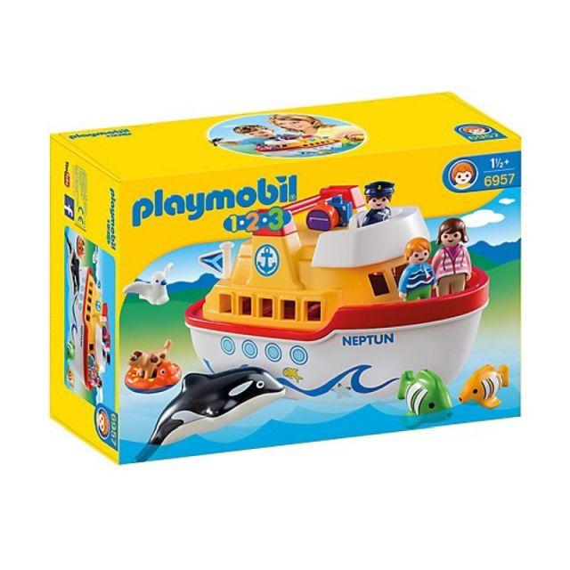 Playmobil-1.2.3 corabia