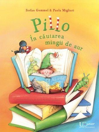 PILLO. IN CAUTAREA MINGII DE AUR