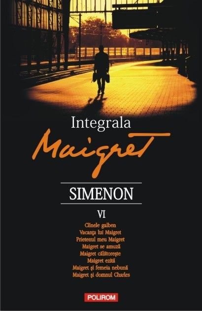 INTEGRALA MAIGRET. VOL VI
