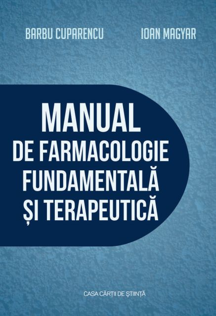 MANUAL DE FARMACOLOGIE FUNDAMENTALA SI TERAPEUTICA