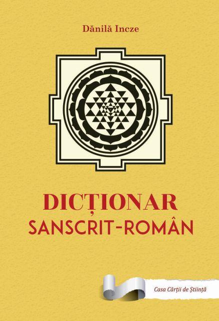 DICTIONAR SANSCRIT-ROMAN