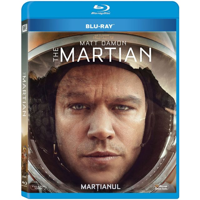 BD: THE MARTIAN