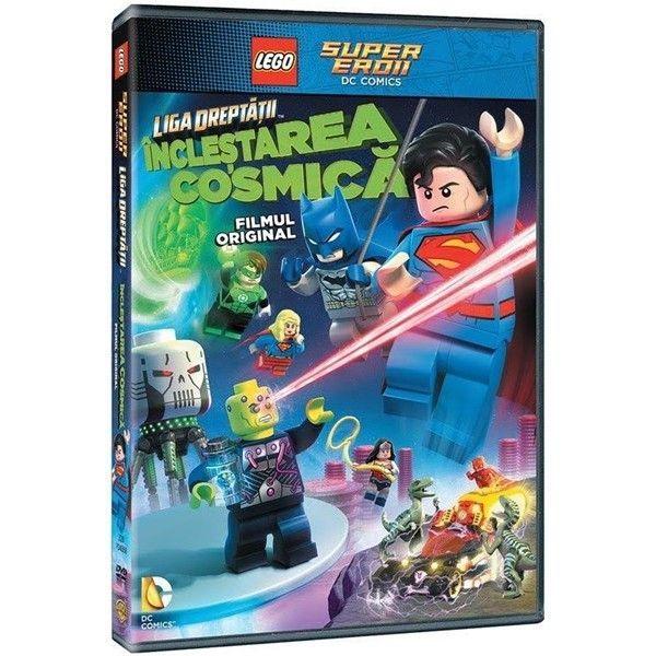 LEGO: JUSTICE LEAGUE - COSMIC CLASH - LEGO: LIGA DREPTATII - INCLESTAREA COSMICA