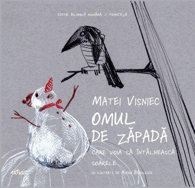 OMUL DE ZAPADA CARE VOIA SA INTALNEASCA SOARELE (BILINGV ROM+FR)