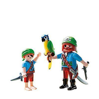 Playmobil-Set 2 figurine,prieteni pirati