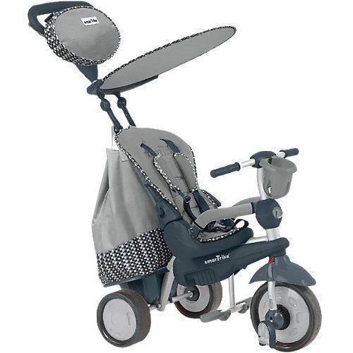 Smart Trike Splash,5in1,10M-36M,gri