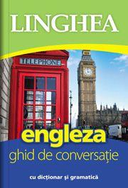 GHID DE CONVERSATIE ROMAN-ENGLEZ EE ED A II-A