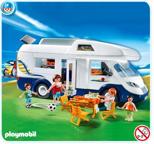 zzRulota pentru  camping