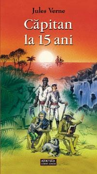 Capitan La 15 Ani ., Jules Verne
