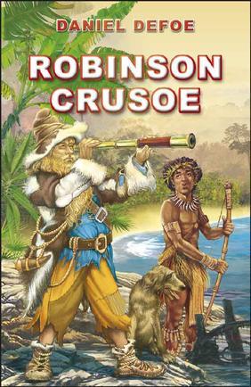 ROBINSON CRUSOE .
