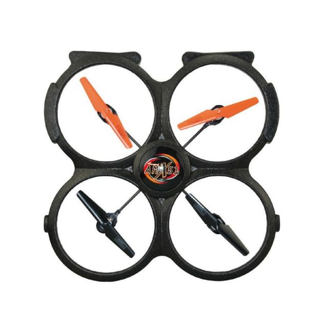 Drona OZN AM X51 FPV de 2,4 GHz cu camera HD