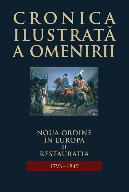 CRONICA ILUSTRATA A OMENIRII, VOL 8