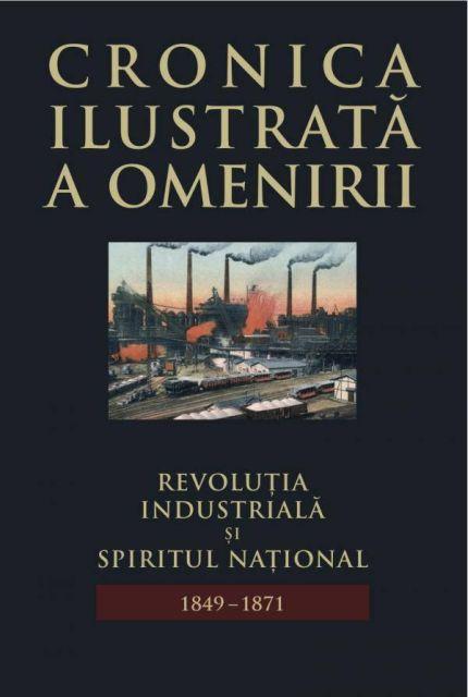CRONICA ILUSTRATA A OMENIRII, VOL 9