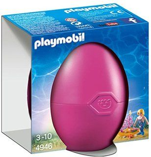 Playmobil-Sirena si caluti de mare