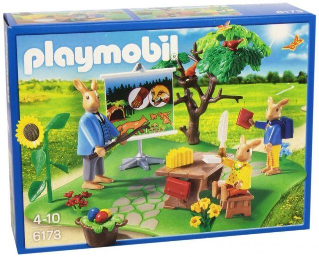 Playmobil-Scoala de pasti a iepurasilor
