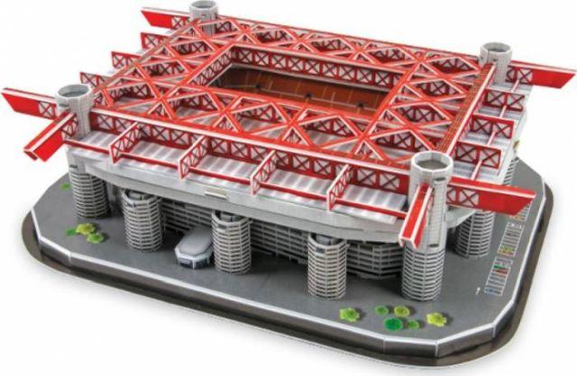 Puzzle 3D,stadion Inter,Nanostad