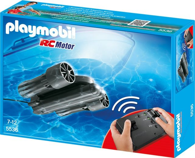 Playmobil-Motor electric