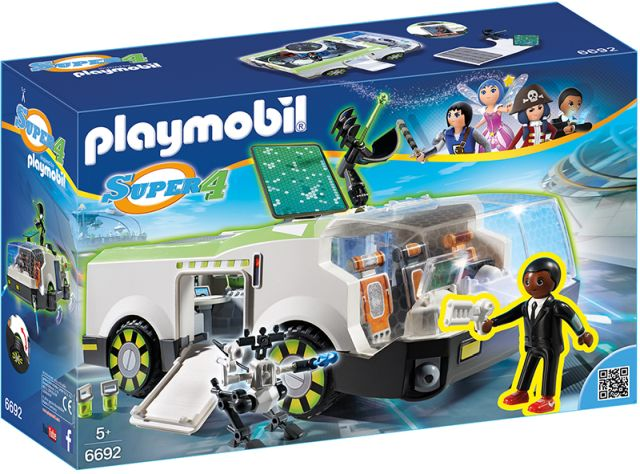 Playmobil-Vehiculul cameleon