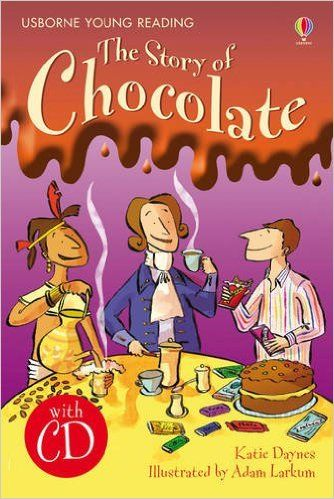 THE STORY OF CHOCOLATE + CD