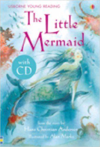 THE LITTLE MERMAID + CD
