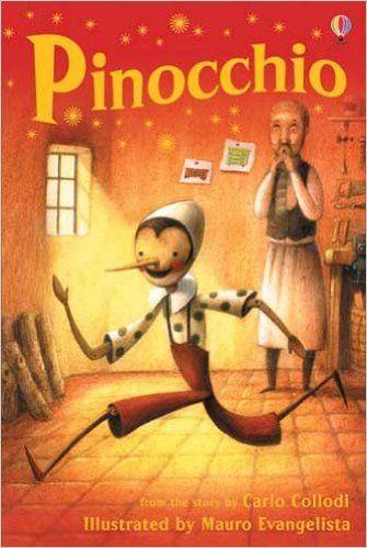 PINOCCHIO + CD