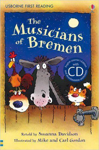 THE MUSICIANS OF BREMEN + CD