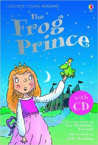 THE FROG PRINCE + CD