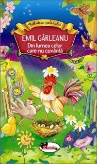E. GARLEANU - DIN LUMEA CELOR CARE NU CUVANTA