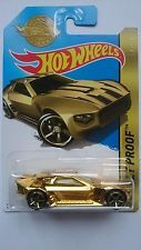 Masinuta Hot Wheels,model auriu,promo