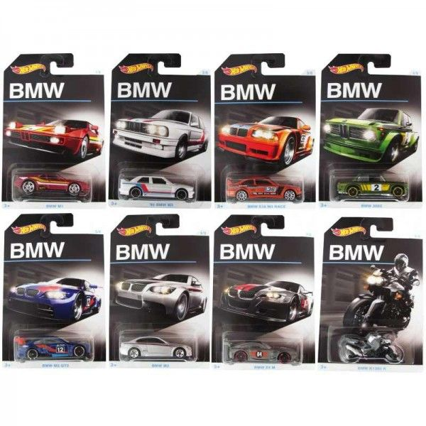 Masinuta Hot Wheels,seria BMW,DJM79