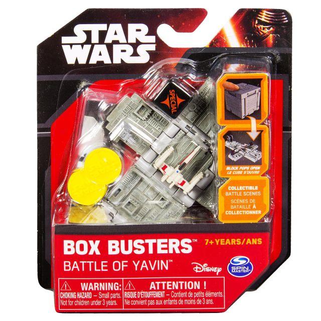 Joc Star Wars,actiune intr-un cub