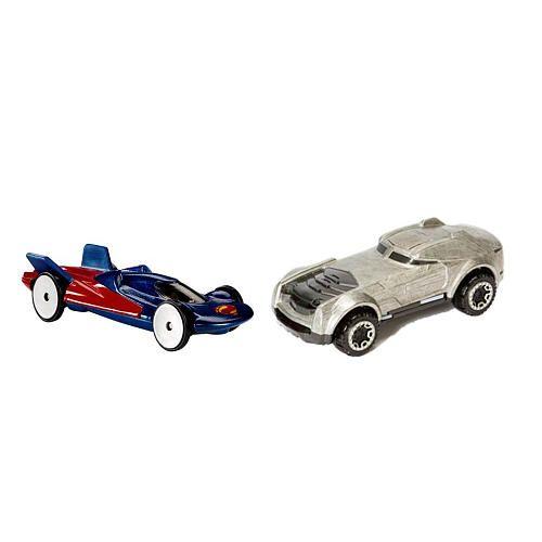 Masinuta Hot Wheels,batman vs superman,2buc/set