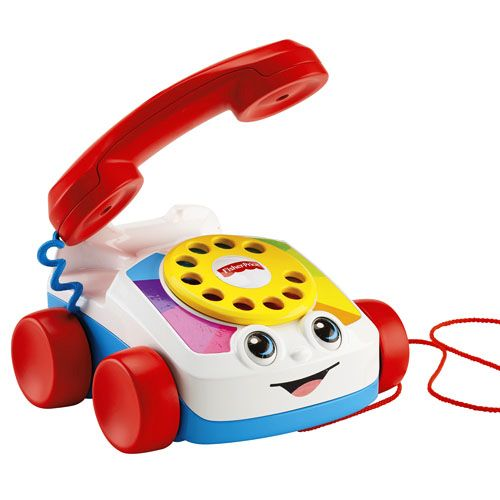 Telefon plimbaret,Fisher Price