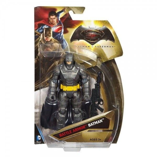 Figurina Batman,armura de lupta,15cm