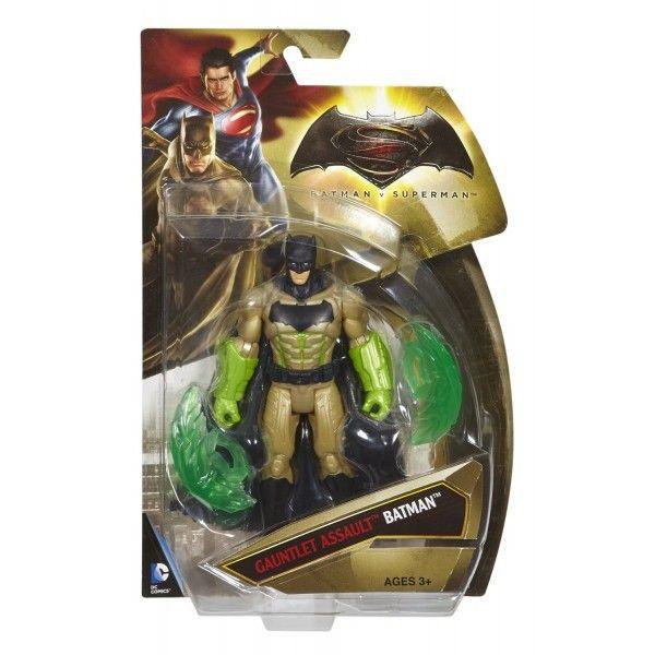 Figurina Batman,armura de asalt,15cm, set joaca