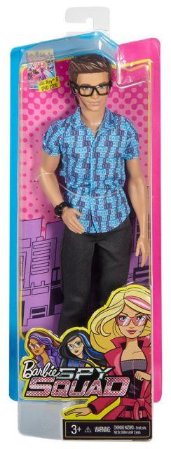 Papusa Barbie,echipa de spioni,Ken,agent secret